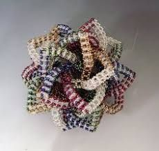 Image result for beaded bead 20 mm pattern delica