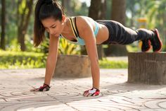 Have no gym but want to see real results? Take on our 28-day no-gym workout challenge!