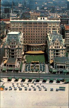 The Terrace Hotel Dennis Atlantic City New Jersey  11/3/1954