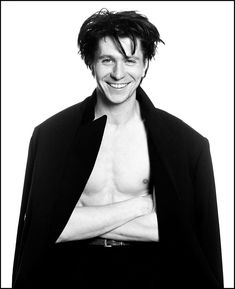 Gary Oldman portrait photo by David Bailey for Vanity Fair, 1987 Source: Gary Oldman Web