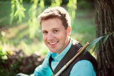 American flutist Benjamin Smolen has performed across the globe, from the United States to Europe, Russia, and Japan. He was appointed Principal Flutist of the Pacific Symphony Orchestra in Orange County, California in 2011. Since beginning his studies at the age of ten in Charlotte, North Carolina, he has won First Prize at the Haynes International Flute Competition and James Pappoutsakis Memorial Flute Competition and Second Prize at the New York Flute Club Young Artist Competition.