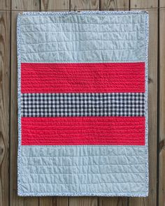 Bell Buckle Quilt - Modern Quilts - Fort Cotton Quilt Co.