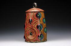 Grubby Dalek Stump Jar