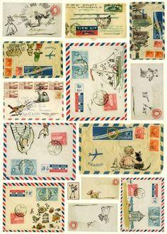 Ephemera / Envelopes.
