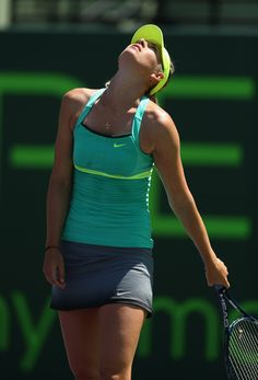 Maria Sharapova @ Sony Open Tennis 2013: Quarterfinal on March 27, 2013