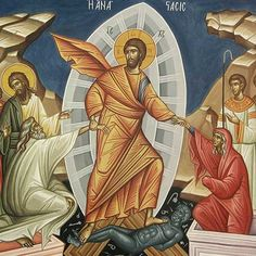 The Resurrection of our Lord Luke The Evangelist, Orthodox Icons, May 1, Princess Zelda, Disney Princess, Disney Characters, Fictional Characters, Christian, Lord