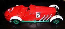 MINT RARE BEAUTIFUL MARKLIN 1103 Clockwork Windup Metal Mercedes SSK Racing Car