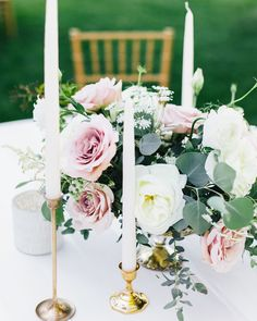 With so many floral varieties and bouquet themes, choosing the flowers and color-scheme for your centerpieces can be overwhelming. From simple soft pinks, to vivid and bright oranges, there's a style
