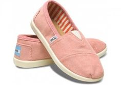 pink toms!!