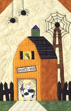 Sew Spooky Block 2