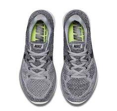 Women's Nike Flyknit Lunar 3 Wolf Grey Size 6 EUR 40 698182011 New we box | eBay
