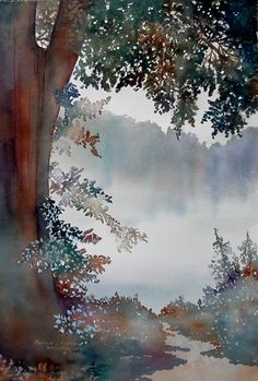 Landscape Art Gallery by Barbara Simmons