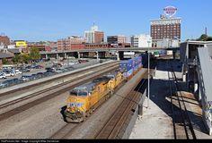 RailPictures.Net Photo: UP 7358 Union Pacific GE ES44AC at Kansas City, Missouri by Mike Danneman