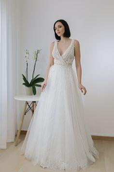 wedding dresses 2018 Noel Collection.VIOLETE SS18007