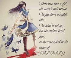 Alice Madness Returns this is me 95%