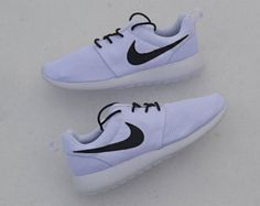 save off 9698d 2a97c New Nike Roshe One Custom Galaxy Roshes Run Mens Womens Kids Shoes