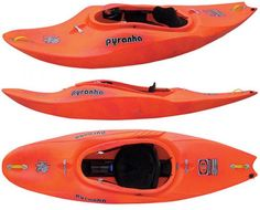Pyranah White Water Kayak