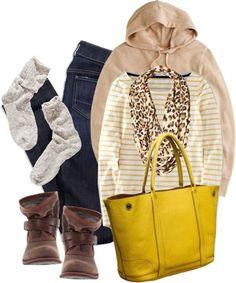 """""""Cozy hoodie"""" by luv2shopmom on Polyvore"""