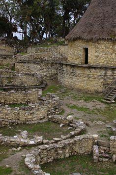 Northern Peru - Kuelap
