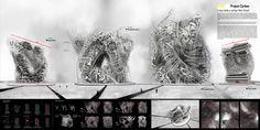 Sci-Arc: Yaohua Wang Project