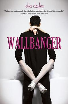 Wallbanger tongue and cheek kind of book but very hot!! as if you cant tell by the name