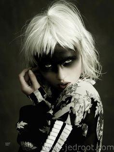 Jed Root - Makeup Artists - Natasha Severino - Portfolio - Karen, Jez Smith