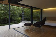 precast garden house, east japan