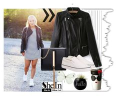 """""""SheIn 4"""" by nerma10 ❤ liked on Polyvore featuring мода, Alice + Olivia и Sheinside"""