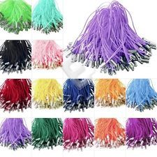 100pcs Mobile Cell Phone Lanyard Cords Strap Lariat String Charm Keychain HC