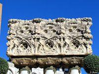 Panteón de la familia Bosch - Barcelona Modernista