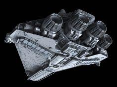 Vigil-class Star Corvette – Fractalsponge.net