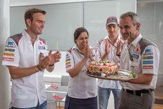 2014 German Grand Prix. Sauber F1 Team. 20-year anniversary for team manager Beat Zehnder ► visit our website: www.sauberf1team.com - #F1 #SauberF1Team #GermanGP #FormulaOne #Formula1 #motorsport #GrandPrix