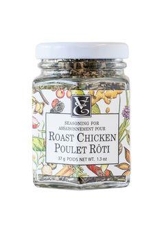 Roast Chicken Seasoning. #Epicure