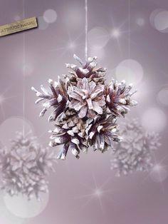Christmas DIY decorations ❄️⛄️