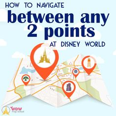 Disney World transportation is free, but can be tricky to figure out. Here& how to get between any 2 points during your Disney World trip. Disney World Resorts, Disney World Tipps, Disney World 2017, Disney World Vacation Planning, Disney World Parks, Disney Planning, Disney World Tips And Tricks, Disney Tips, Disney Vacations