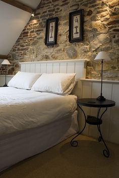 Attic   exposed stone   1 bedroom apartment near golf in Bath & North East Somerset - 410666