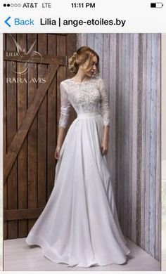 Other Rara Avis Lilia dress: buy this dress for a fraction of the salon price on PreOwnedWeddingDresses.com