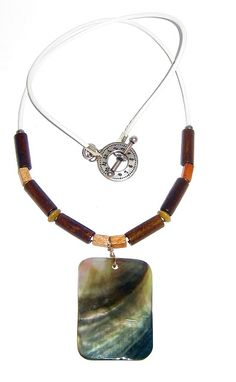 Men's Necklace by AngieShel Designs