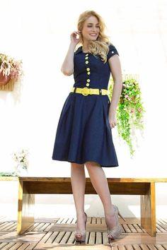 Vestido Safira - Raje Jeans
