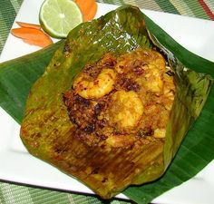 Chemmeen Pollichathu