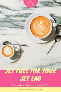 With the constant hustle and bustle of New York City, coffee is a must have at all times. The girls behind the blog bagels and yellow cabs share their top 10 favorite charming coffee places that also offer some delicious and gourmet food! So Go Visit NYC and enjoy these as jet fuel for your jet lag!