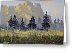All Greeting Cards - Smith Rock Oregon Greeting Card by Richard Faulkner