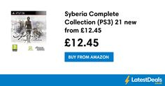 Syberia Complete Collection (PS3) 21 new from £12.45, £12.45 at Amazon