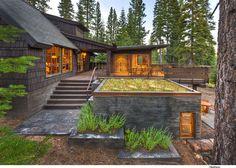 Succulent Rooftop Garden w/guest quarters below