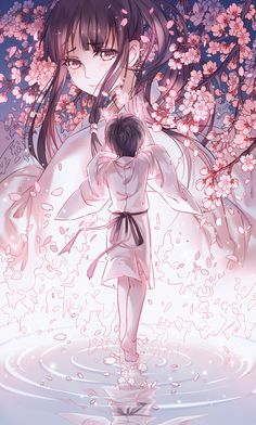 Yato & Sakura | Noragami I have been waiting for manga fan art for SO LONG!