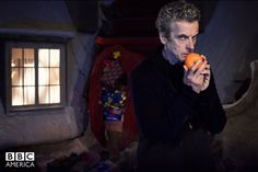 BBC One - Doctor Who, Last Christmas, Last Christmas - The 2014 Christmas Special… Doctor Who Meme, Doctor Who 2005, 12th Doctor, Twelfth Doctor, Doctor Who Christmas, Last Christmas, Xmas, Christmas Specials, Steven Moffat