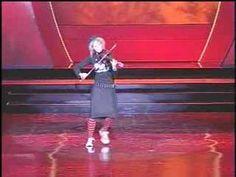 Talent: Lindsey Stirling Arizona's Junior Miss 2005 Violin Rock