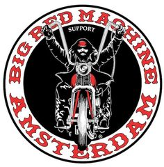 Support the Big Red Machine Always and Beyond,Support Biker Clubs, Motorcycle Clubs, Angels Logo, Hells Angels, Biker T Shirts, Cool Art, Red And White, History, Big