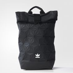 Adidas 3D Backpack schwarz