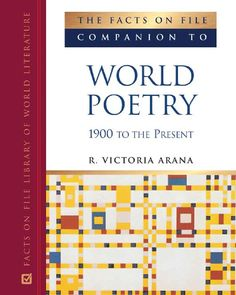 Arana; Companion to World Poetry, 1900 to the Present.pdf | Poetry